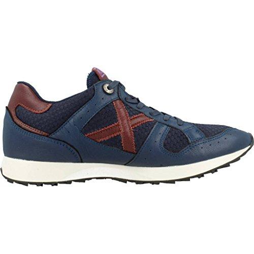 Uomo scarpa sportiva, colore Blu , marca MUNICH, modello Uomo Scarpa Sportiva MUNICH ARES 53 Blu Blu