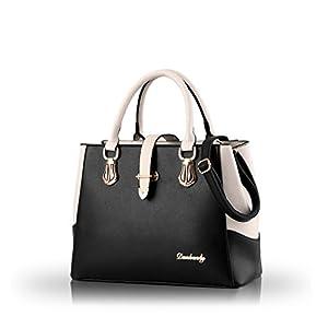 NICOLE&DORIS 2020 Women Handbag Fashion Style Handbag Casual Shoulder Bag Cross-Body Work Bag Purse for Ladies