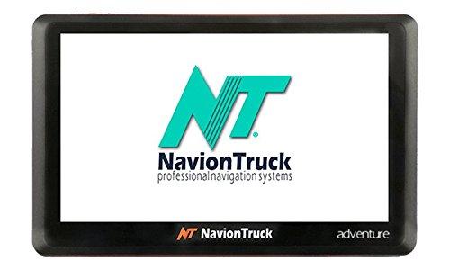 GPS especial para autocaravanas Navion Adventure