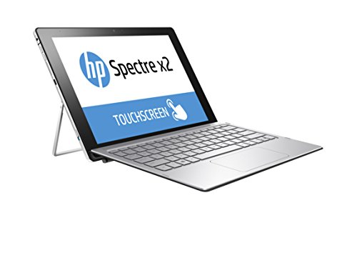 "HP Spectre x2 12-a001ng 0.9GHz m3-6Y30 Intel® CoreTM M 12"" 1920 x 1080Pixel Touch screen Argento Ibrido (2 in 1)"