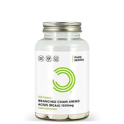 BULK POWDERS 1000mg Branched Chain Amino Acid