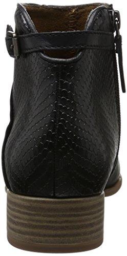Tamaris 25099, Stivaletti Donna Nero (black Comb 098)