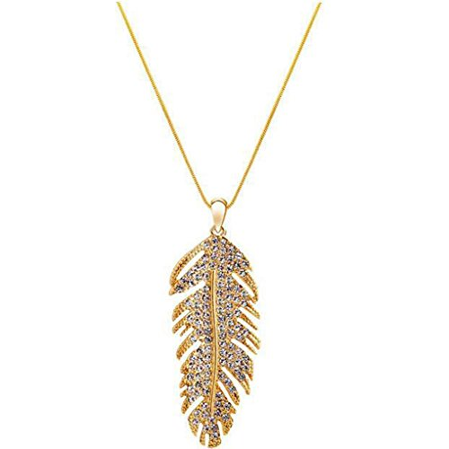 lufa-long-retro-feather-pendant-necklace-womens-elegant-accessories-gold-silver-color