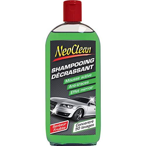 NEOCLEAN 7520 Shampooing Carrosserie Concentré Fruité, 500 ML