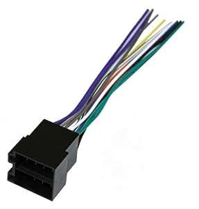 AERZETIX: Fiche faisceau prise ISO femelle DI pour câble auto autoradio