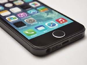 Sucette d'iPhone 5S Gris Espace (Noir)