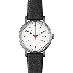 VOID Watch - V03D - Brushed/White
