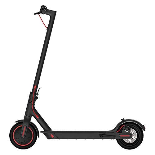Xiaomi Mi Electric Scooter Pro Monopattino Elettrico Pieghevole, 45 km di Autonomia, Velocità fino a 25 km/h, Versione Italiana, Nero