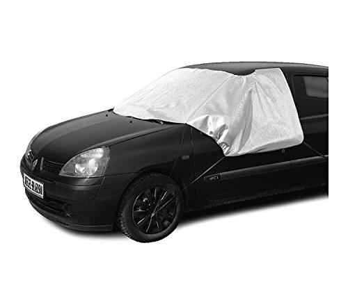 Thermo Autoscheibenschutz gegen Hitze&Eis Autoscheiben Frontscheibenabdeckung PKW Scheibenschutz