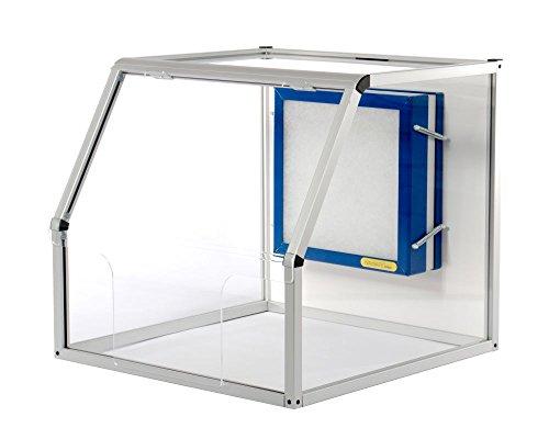 Waysafe gp540.00-230V multiuso Enclosure, HEPA filtrata cappa, bilancia, bilancia, Titolazione, amianto sampling, 230V