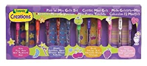 Crayola 7674 Juego de Pluma y lápiz de Regalo - Set de lápices