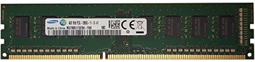 Samsung 4GB, DDR3 PC3L-12800, 240-pin DIMM, desktop memory, part (Samsung Buffered Memoria)