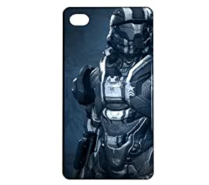 Coque iPhone 4 4S IPH04 009 002 009 HALO VIDEO GAME Hard case