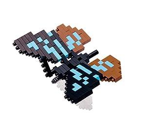 Nanoblock - Chestnut Tiger Butterfly, Juego de construcción (IST008)