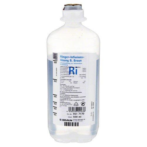 Ringer Lösung B.Braun Ecoflac Plus, 500 ml