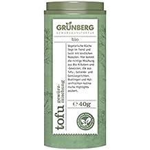 Grünberg Gewürzmanufaktur Tofu Gewürzmischung, 2er Pack (2 x 40 g)