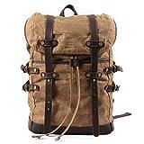 LCM Herrenbausbeete, Casual Backpack, Male wasserproof Outdoor Travel Bag, Student Bag, Waterproof, Shock Absorption, Wear-resistent,G