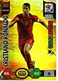 World Cup 2010 XL Adrenalyn CHAMPION Card Cristiano Ronaldo [Toy]