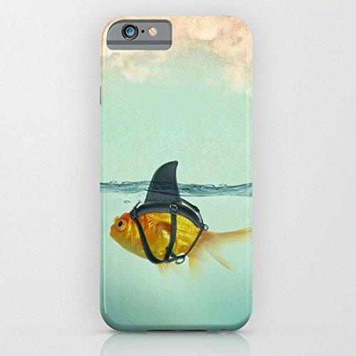 Cover iPhone 6s,TPU Gel Silicone Protettivo Skin Custodia Protettiva Shell Case Cover Per Apple iPhone 6 6S FISH