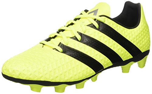 adidas Ace 16.4 FxG, Entraînement de Football Homme Multicolore - Multicolore (Syello/Cblack/Silvmt)
