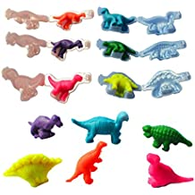 ZJL220 Dinosaurio Herramientas de Molde de plastilina DIY Moldes de Arcilla Juguete Kit Masa Modelado Juguetes