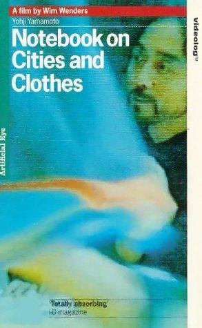 Preisvergleich Produktbild Aufzeichnungen zu Kleidern und Städten [VHS] [UK Import]