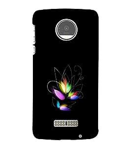 EagleHawk Designer 3D Printed Back Cover for Motorola Moto Z Play - D539 :: Perfect Fit Designer Hard Case