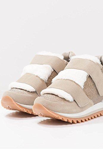 GIOSEPPO scarpe donna sneakers basse 41068 BEIGE Beige