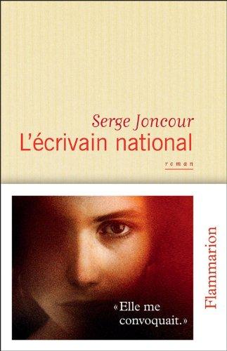 Serge Joncour - L'écrivain national sur Bookys