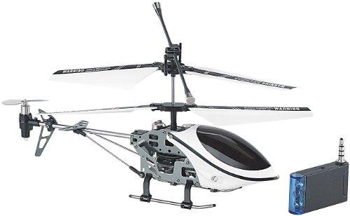 Preisvergleich Produktbild Simulus 3,5-Kanal-HubschrauberGH-320.i, Steuerung mit iPhone/iPad/iPod