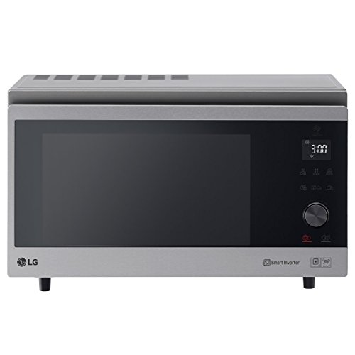 LG Electronics NeoChef MJ 3965 ACS Hybrid-Heißluftofen/4-in-1: Dampfgarer, Grill, Ofen, Mikrowelle