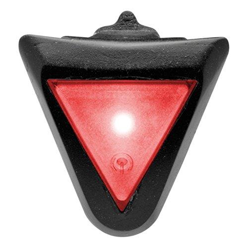 Uvex Zubehör plug-in LED für Fahrradhelm Serie i-vo/i-vo c/i-vo-cc/city i-vo/air wing/finale junior LED