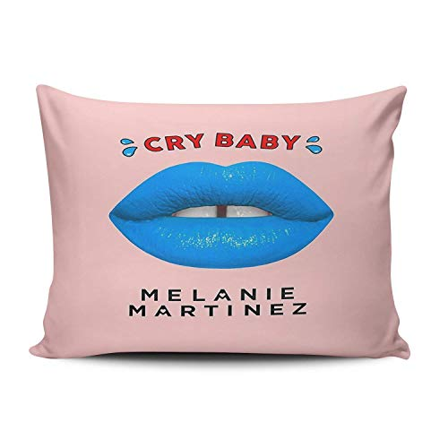 Martinez Personalized Pillowcases Funny Pink Decorative Pillow Case Cover 20x30 Inches Pillowcase One Sided ()