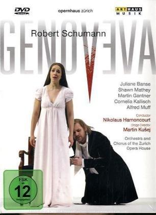 Genoveva, 1 DVD