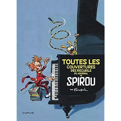 Franquin Patrimoine - tome 3 - Couvertures des recueils du Journal de Spirou par Franquin