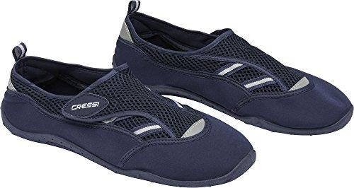 Cressi Noumea - Erwachsene Wassersportschuhe, Blau, 45 EU