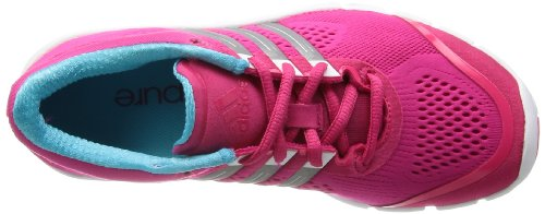 adidas Adipure 360.2, Scarpe sportive outdoor donna Rosso (Rot (Vivid Berry S14/Metallic Silver/Samba Blue S14))