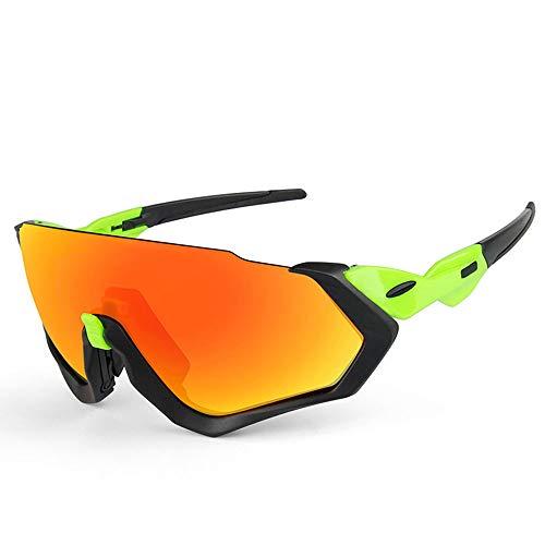 Polarisierte Sport Herren Sonnenbrille Radfahren laufbrille polarisierte sport sonnenbrille superlight rahmen design für herren und frauen 3 austauschbare linsen 6 farben Ski fahren Golf Laufbrille