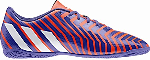 adidas Predito Instinct Indoor Herren Fußballschuhe BLACK1/CHALK2/LGTSCA