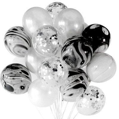 Treasure-House 20pcs pcs/lot 12 inch Achat Marmor Latex Ballons Regenbogen Latex Bälle für Baby Shower Birthday Party Decor Supplies Hochzeit