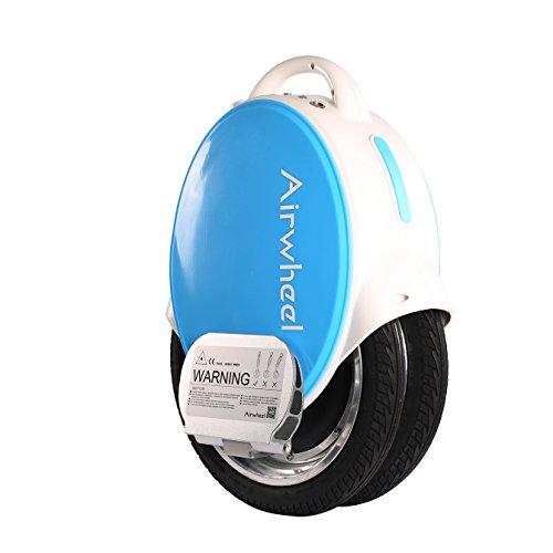Airwheel Q5, selbstbalancierend, blau, Motor & 800 W)