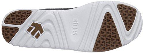Etnies Scout, Chaussures de Skateboard Homme Noir (black/white)