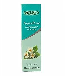Natures Professional Aqua Pure Face Wash 120ml Aqua Pure Face Wash 120ml