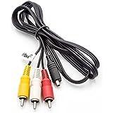 Câble AV audio-vidéo pour SONY DCR-HC-Serie remplaçant VMC-15FS