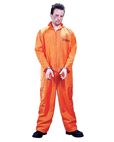US Gefangener Kostüm (Kostüme Gefangener Frau)