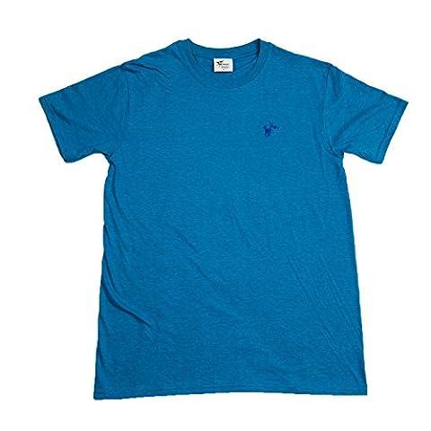Polo Inspired by Echo3 Herren T-Shirt, Einfarbig Gr. S -