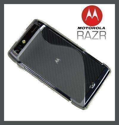 Motorola Razr Tpu Silikon Hülle Schutzhülle Silikon Tasche Schale Transparent