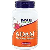 Now Foods, Adam Superior Herren Multi, 60 Tabletten preisvergleich bei billige-tabletten.eu