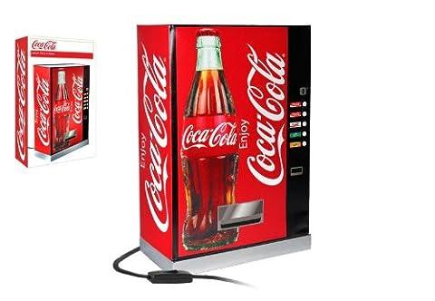Coca-cola - Lampe Distributeur Coca Cola