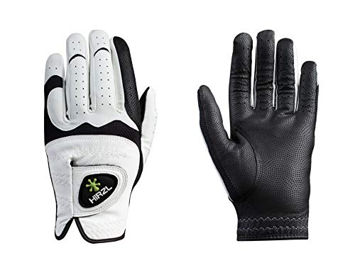 HIRZL Trust Hybrid Plus+ Men (White/ Black Lh, M)